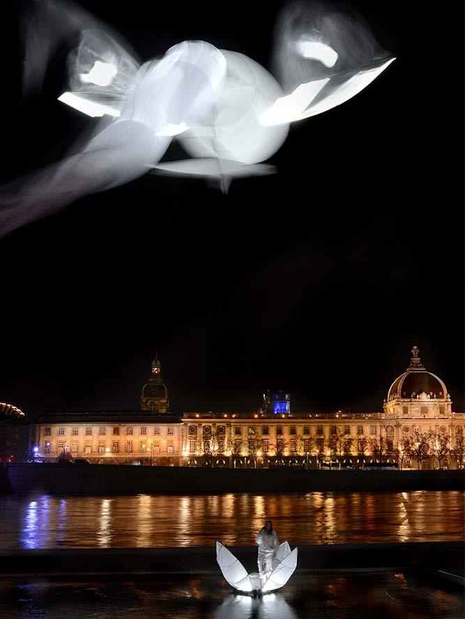 Luminéoles - Fête des Lumières à Lyon