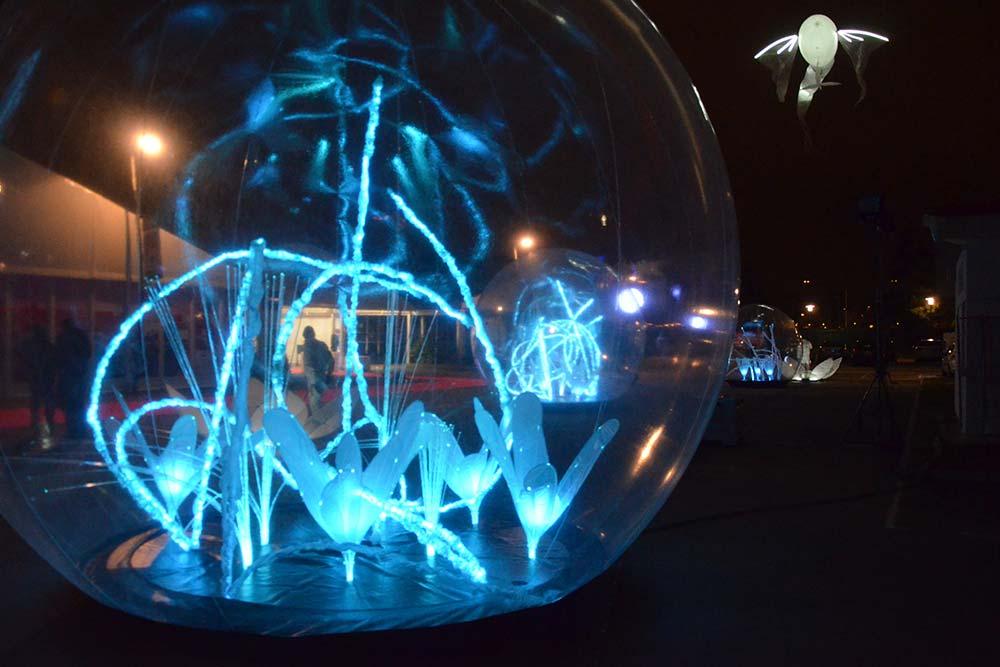 Sphères à Segeco