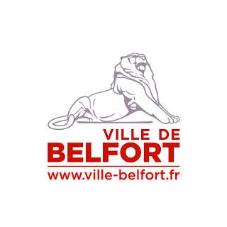 Illuminations de Noël à Belfort