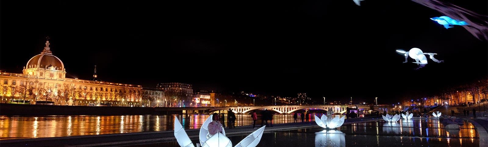porteparlevent_evenement_spectaclenuit_festival lumiere_fete des lumiere_lyon_lumineole