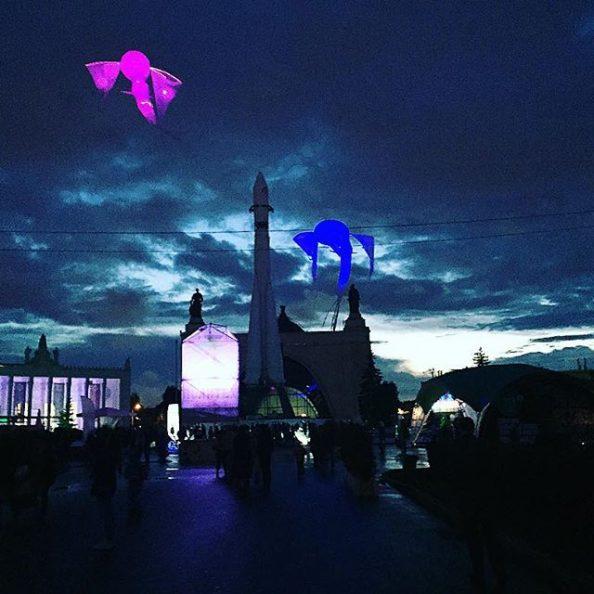 Moscou_polytechfest_light festival_evenenement_porté par le vent